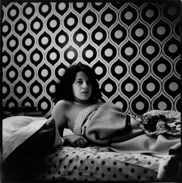 , 'Fran Lebowitz [at Home in Morristown],' 1974, Pace/MacGill Gallery