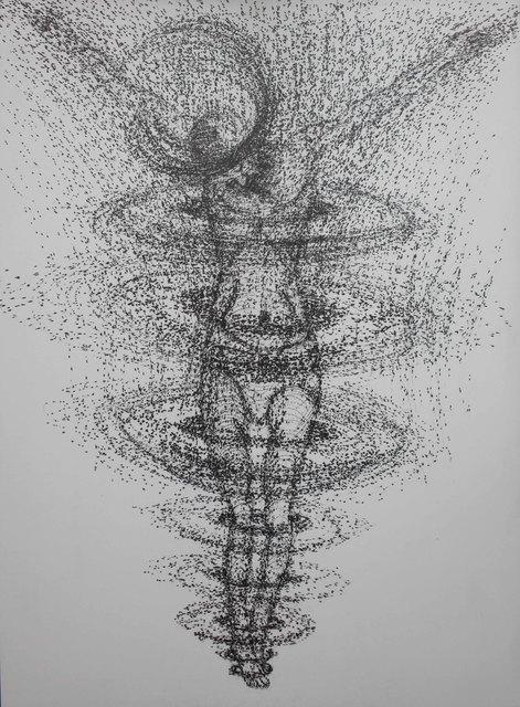 , 'Christ cosmique,' 2013, Galerie Loft