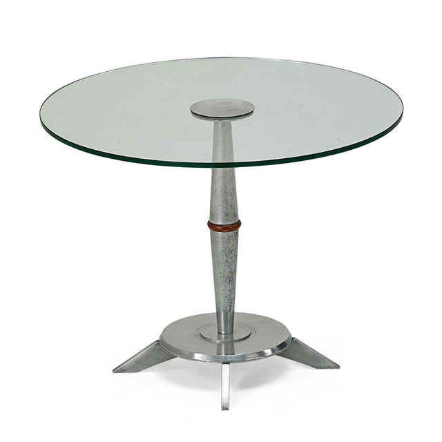 American Industrial, 'Side Table', Mid-20th C., Rago/Wright