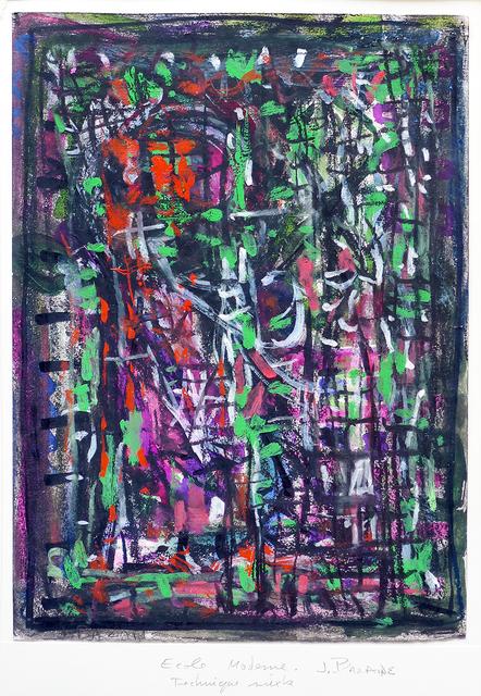 Jean Bazaine, 'Untitled (Ecole Moderne)', 1955, Nikola Rukaj Gallery