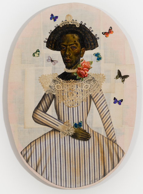 Timothy Cummings, 'Self Portrait as Princess', 1998, Track 16 Gallery