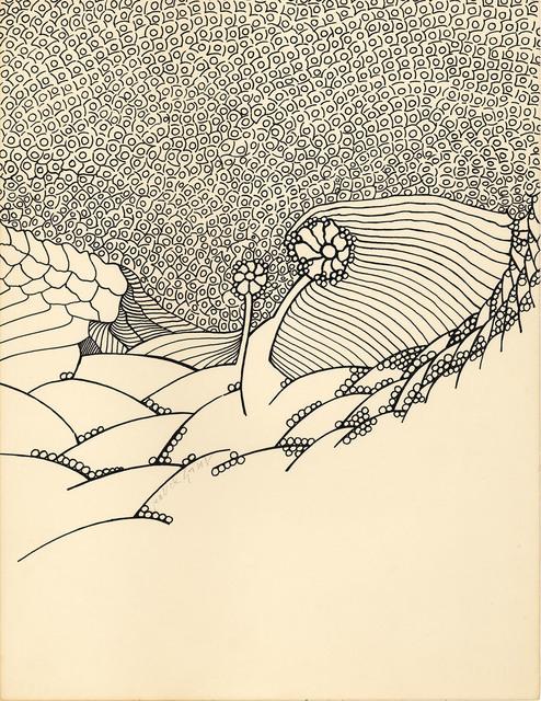, 'untitled (PdG019),' 1960, Albert Merola Gallery