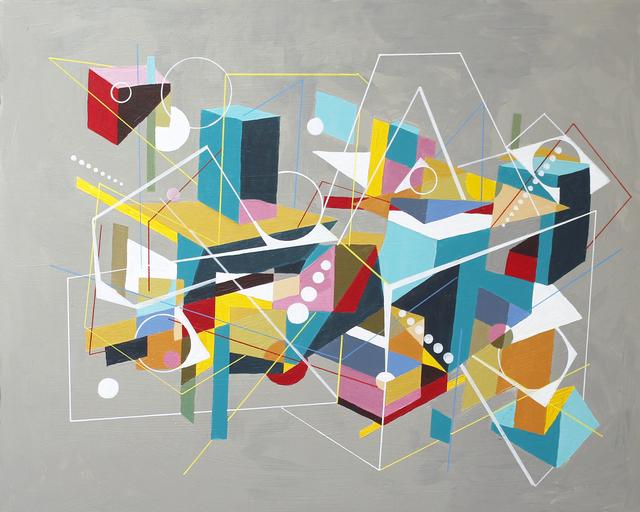 , 'Playground,' 2016, Art Attack SF