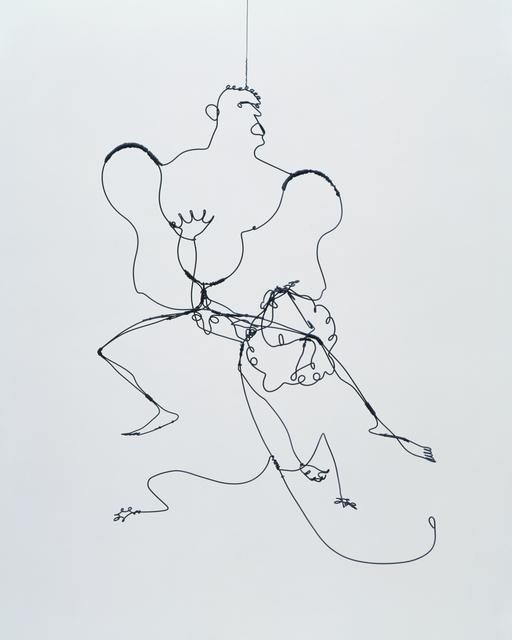 Alexander Calder, 'Hercules and Lion', 1928, Calder Foundation