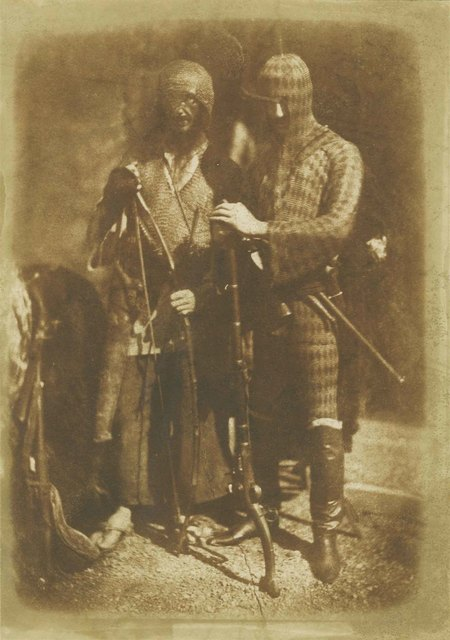 , 'Afghans or Circassian armour,' 1843-1847, Hans P Kraus Jr. Fine Photographs