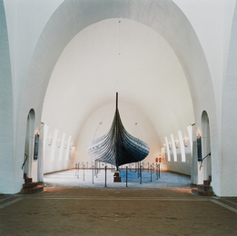 Candida Höfer, 'Wikingmuseum Oslo I,' 2000, Phillips: Photographs (April 2017)