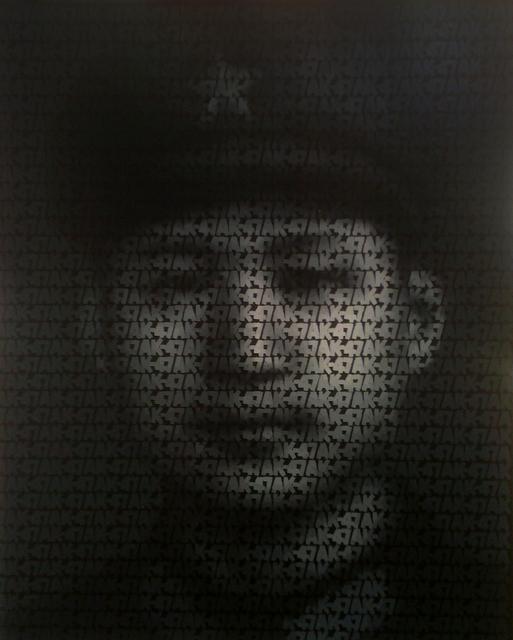 , 'AK-47 (AC.5),' 2014, Bruno Art Group