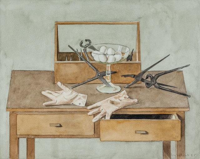, 'Argument,' 1995, Tufenkian Fine Arts