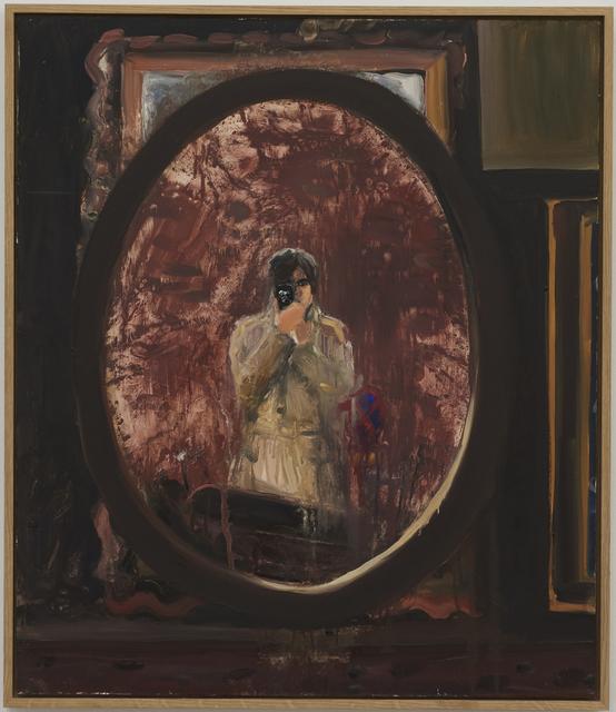 , 'Window,' 2016, Galleri Bo Bjerggaard