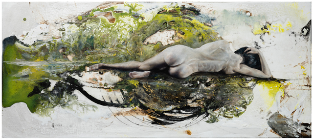 LIANG YUE 梁月, 'Yearn for peace 大自然也需要平靜', 2018, ESTYLE ART GALLERY 藝時代畫廊