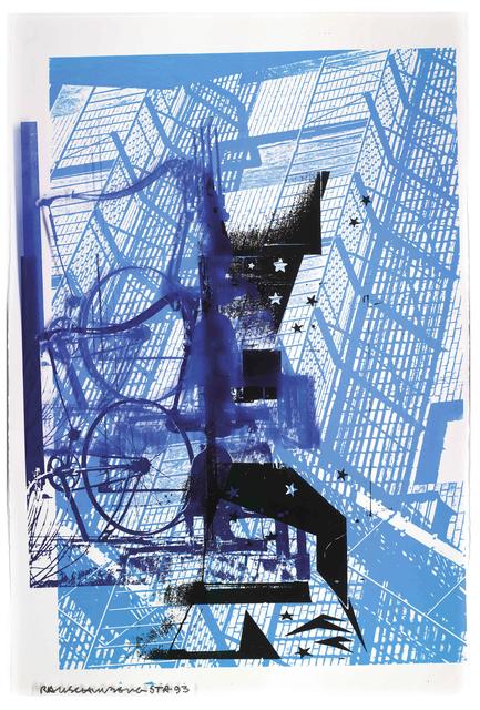 , 'Prime Pump (from ROCI USA, Wax Fire Works),' 1993, Eckert Fine Art