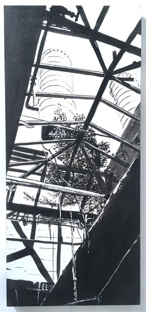 , 'Skylight,' 2019, Deep Space Gallery