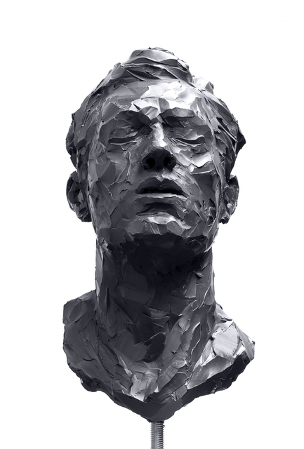 , 'Young Man,' 2018, Galerie Bayart