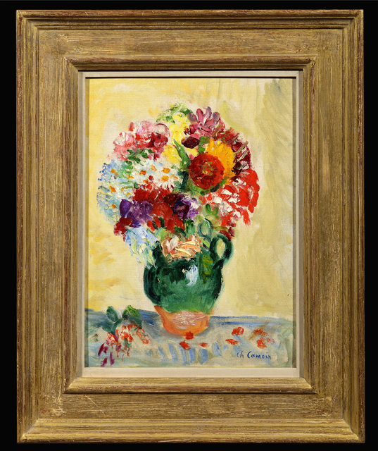 Charles Camoin, 'Flowers', ca. 1920, Trinity House Paintings