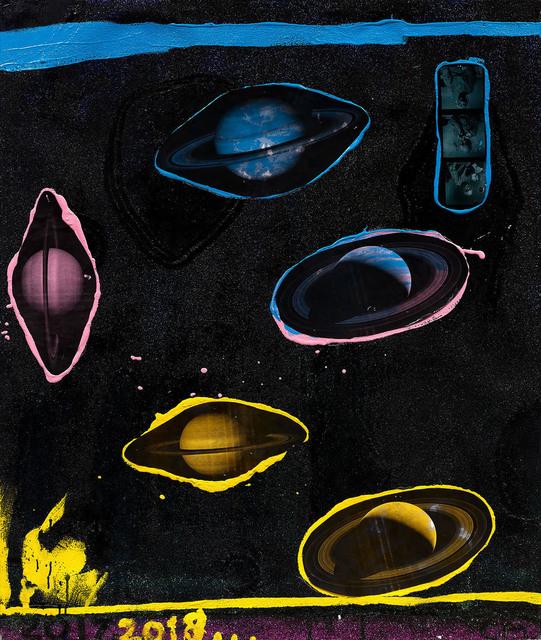 , 'Harry & Planets,' 2017-2018, Tobias Mueller Modern Art