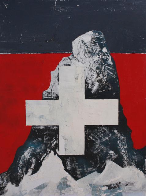 , 'St.Bernard,' 2018, Red Arrow Gallery