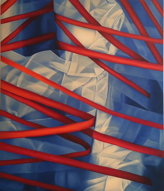 Mehrdad Sadri, 'Um Fangen', 2008, Galerie Huit