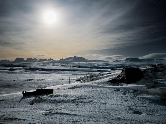 , 'Moonstruck, Iceland,' 2015-2016, Holden Luntz Gallery