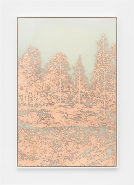 , 'Useless Landscape No. 40,' 2016, Callicoon Fine Arts