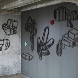 Sculptural installation for noma