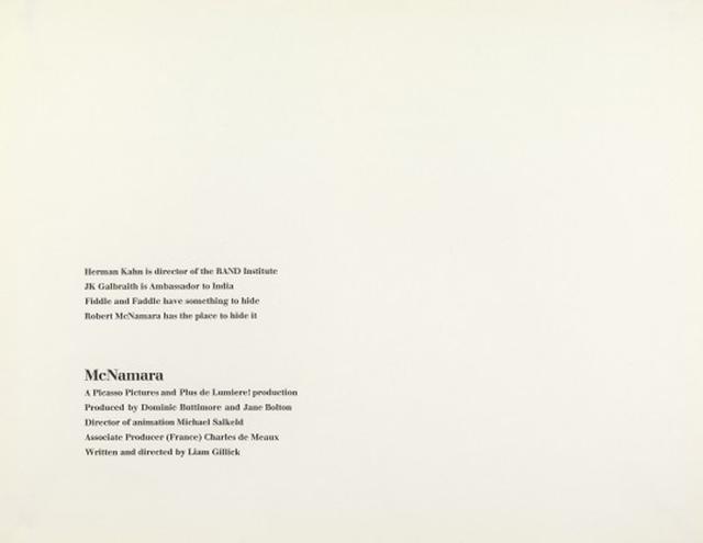 Liam Gillick, 'Untitled', 1994, Forum Auctions
