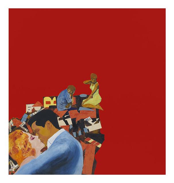 Rosalyn Drexler, 'Lovers', 1963, Garth Greenan Gallery