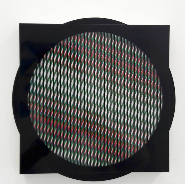 , 'Chromointerference Manipulable,' 1989, Ranivilu Art Gallery