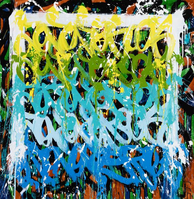 , 'Four Leaf Clover,' 2016, Galerie Droste