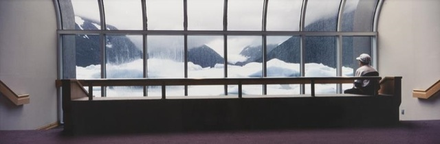 , 'Portage Glacier Visitors Center, Alaska,' 1990, Barry Whistler Gallery