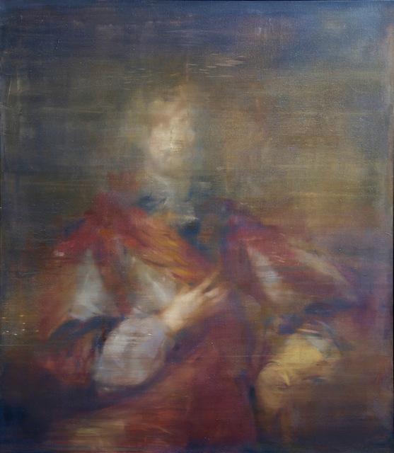 , 'Portrait of John Balasyse, after Anthony van Dyck,' 2017, Unit London