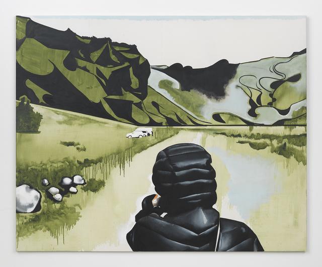 , 'Anka na Islandii (Anka in Iceland),' 2016, Anton Kern Gallery