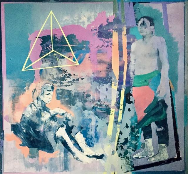 , 'Der Wind trägt viele Namen,' 2018, Galerie Schimming