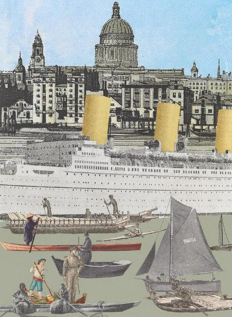 Peter Blake, 'World Tour London: Regatta II', Rhodes