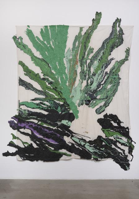 Rodney McMillian, 'A seed is a star', 2015, Susanne Vielmetter Los Angeles Projects