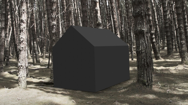 , 'Afuera del bosque,' 2013, (bis) oficina de proyectos