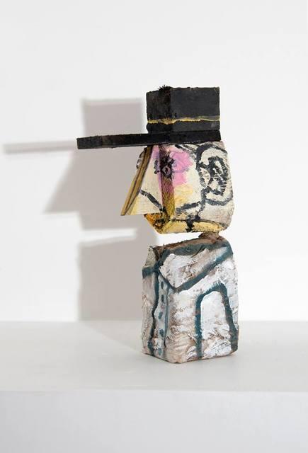 , 'El cana careta,' 2010, Galerie Claire Corcia