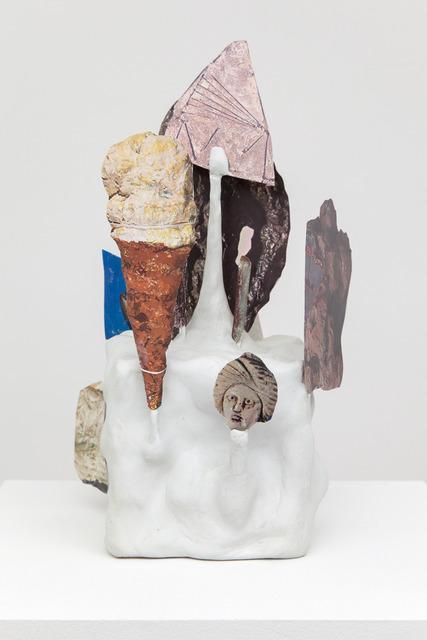 , 'Bozzetto Brick Work, Funky Delft with Drop Cone.,' 2013, Casey Kaplan