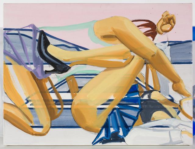 , 'Pink Sky,' 2012, Javier Lopez & Fer Frances