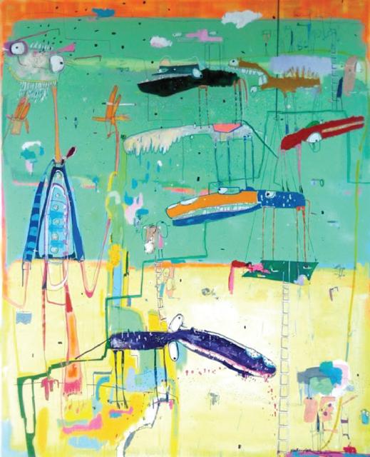 , 'Sin Título,' 2017, Galeria Casa Cuadrada