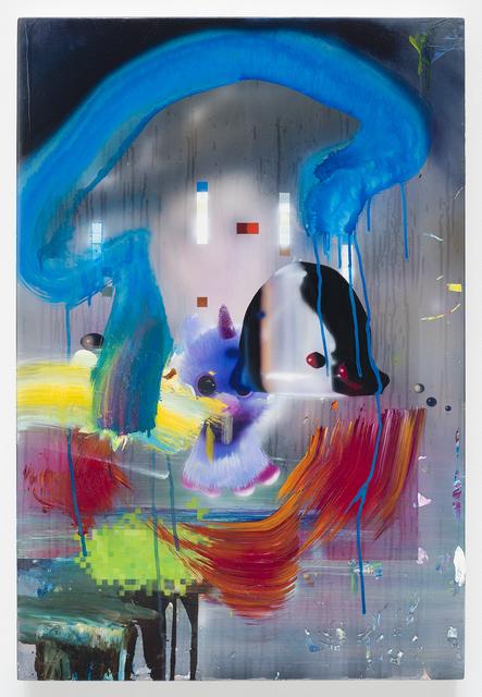 , 'Dear tilt cam,' 2016, Miles McEnery Gallery