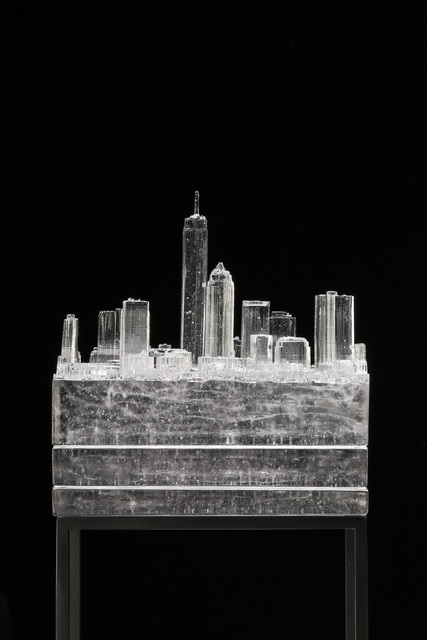 , 'Mining Industries: Prudential Center,' 2015, Museum of Fine Arts, Boston