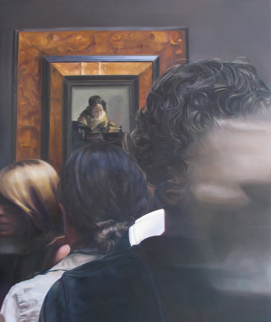 , 'An Audience with Vermeer,' 2015, Finale Art File