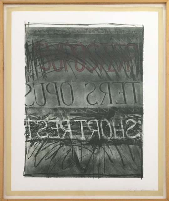 , 'Suposter,' 1972, Quint Gallery