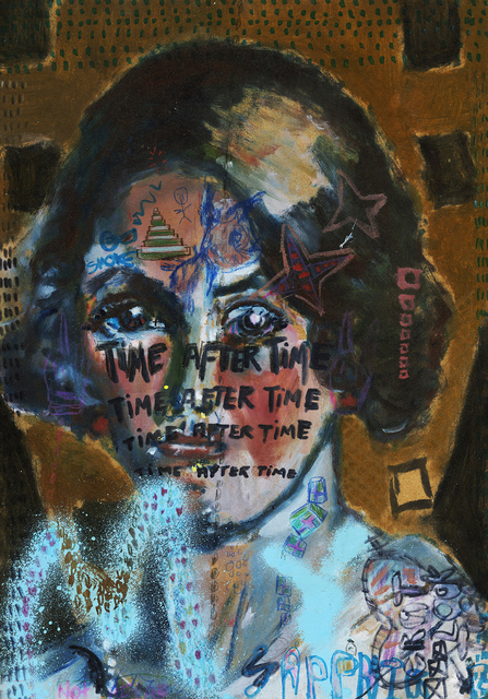 , 'Time After Time,' 2019, Charlie Smith London