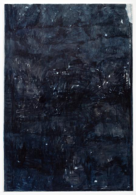 , 'Svartur Klettur 1,' 2012, Peter Blum Gallery