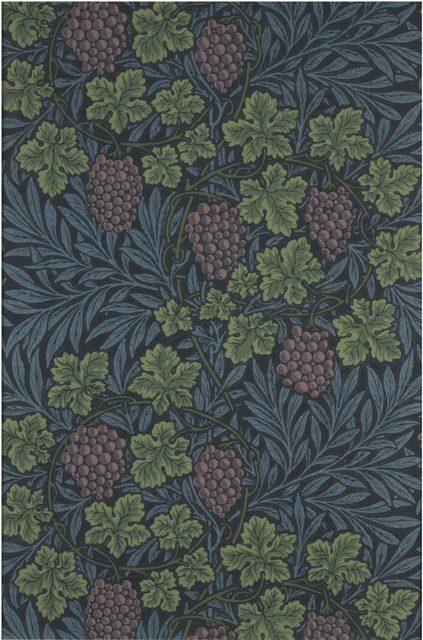 , 'Vine Wallpaper,' ca. 1873, Philadelphia Museum of Art