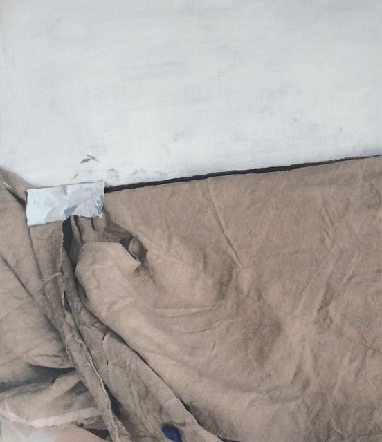 , 'Held by Paint,' 2015, Emerson Dorsch