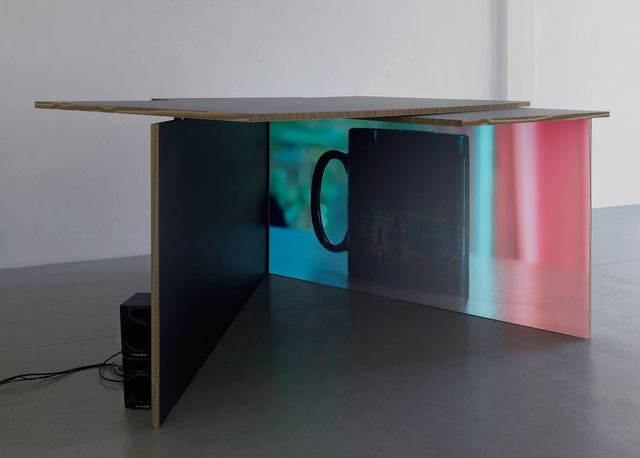 Marijke van Warmerdam, 'Prague 24/7', 2015, Video/Film/Animation, Variable sizes film loop, sound