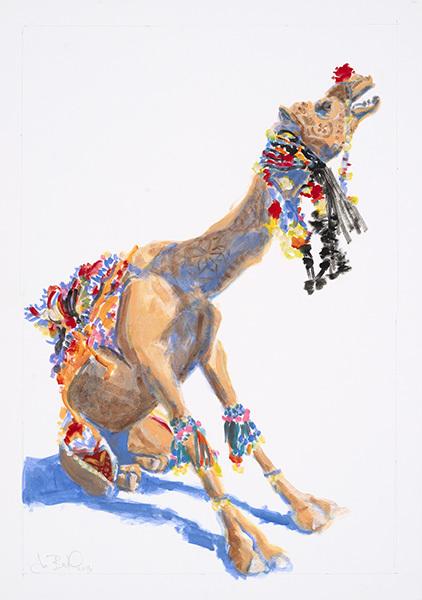 , 'Kachchhi Camel,' 2016, MARS