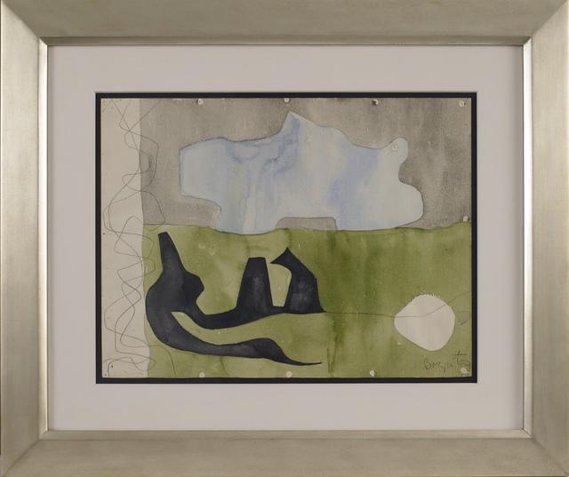 , 'Primeval Landscape,' 1958, Vallarino Fine Art